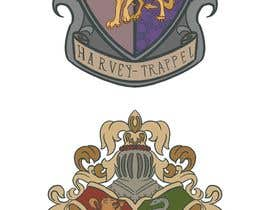 #6 для Harry Potter Heraldry от Antonija93