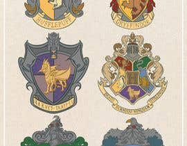 #12 для Harry Potter Heraldry от Antonija93