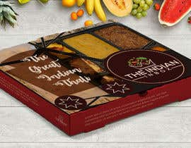 #66 for Food Packaging Box (Indian Thali Box) by shuvashisshuvo