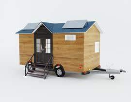 #56 for Design for a tiny mobile home af unitdesignstudio
