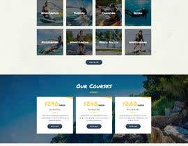 #47 for Kitesurfing Hydrofoil Website Design and Online Sale by ivanstefanovickg