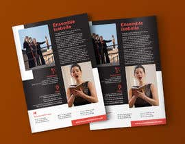 #42 for Advertising brochure for a medieval ensemble musician band by prabhjotsajjan