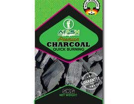 #17 for Design artwork for charcoal package by cyberlenstudio