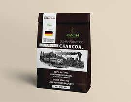 #22 for Design artwork for charcoal package by mohamedgamalz