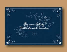 #34 для marry me banner от shaongraphics