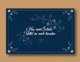 #35 для marry me banner от shaongraphics