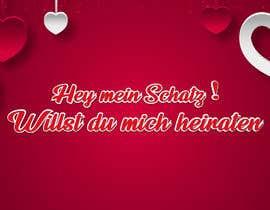 #31 для marry me banner от Shafayat2020