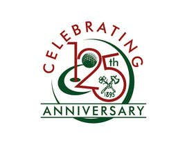 #110 for 125 Anniverary logo design for golf club by reddmac