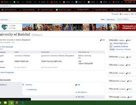 #3 для Wiki article writing  and wikidata от Alhelalsabit