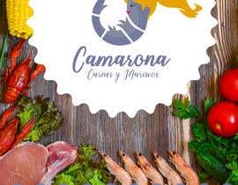 #27 untuk Create New Back Ground and Fonts for El Rincón de la Camarona oleh hmideias