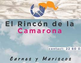 #11 untuk Create New Back Ground and Fonts for El Rincón de la Camarona oleh Adnanaga24