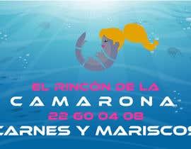 #8 untuk Create New Back Ground and Fonts for El Rincón de la Camarona oleh MonirTDM