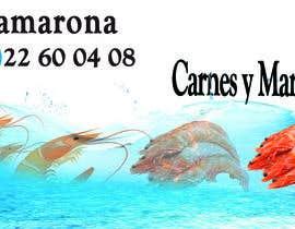 #10 untuk Create New Back Ground and Fonts for El Rincón de la Camarona oleh sazibul76
