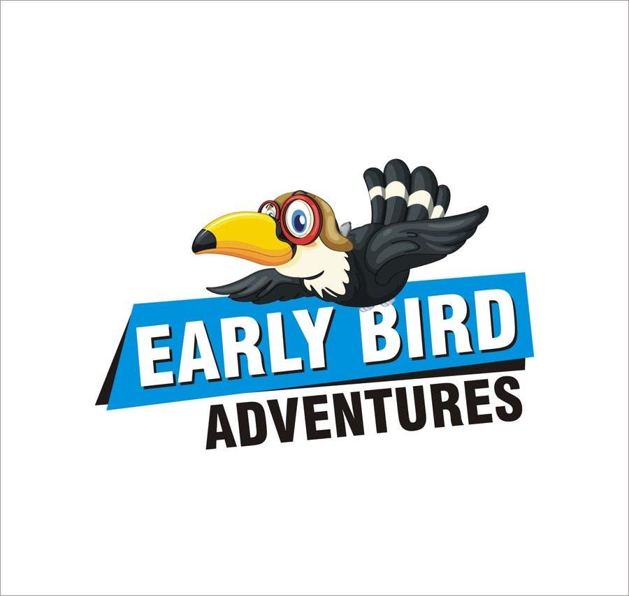 Konkurrenceindlæg #                                        40                                      for                                         Logo Design for Early Bird Adventures