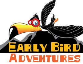 #48 untuk Logo Design for Early Bird Adventures oleh humphreysmartin
