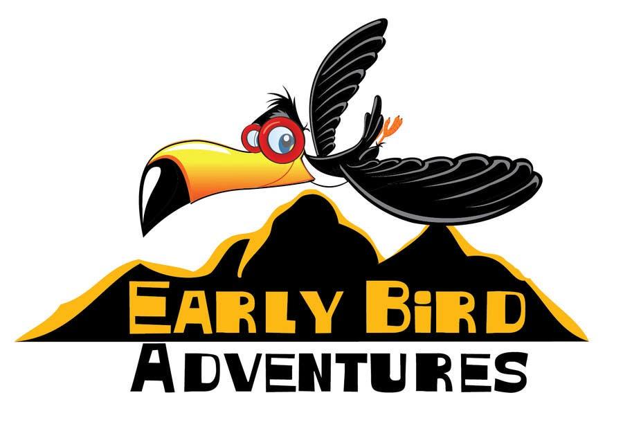 Konkurrenceindlæg #                                        50                                      for                                         Logo Design for Early Bird Adventures