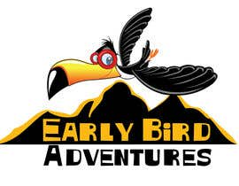 #50 untuk Logo Design for Early Bird Adventures oleh humphreysmartin