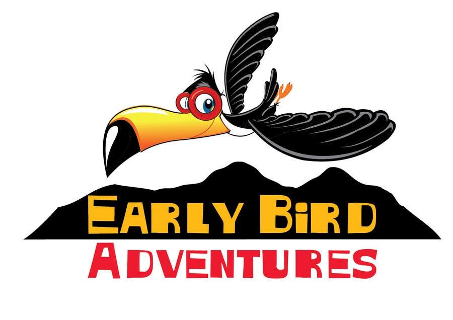 Konkurrenceindlæg #                                        52                                      for                                         Logo Design for Early Bird Adventures