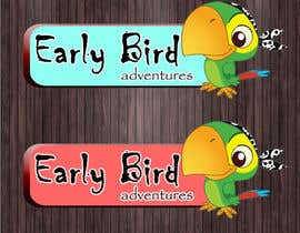 #54 para Logo Design for Early Bird Adventures por argpan