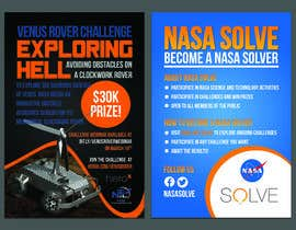 #130 for Create a handout to promote a NASA Tournament Lab Venus rover design challenge by bhahmz
