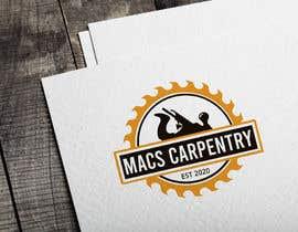 Nro 51 kilpailuun create a carpenter logo käyttäjältä JannatArni