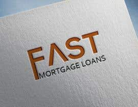 """#21 for A logo designed for """"Fast Mortgage Loans"""" by mohimaemma"""