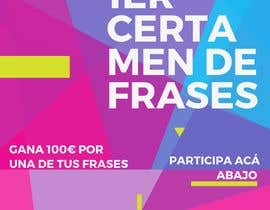 "#3 para Banner publicitario para certamen de frases ""FrasesMasBonitas.com"" de CARB1811"