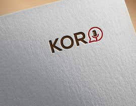 #75 for Logo for an 8 member choir named KORO by mdsojibahmed2020