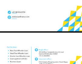 #50 for Redesign of Business Card - Finance Company by mdopu8375