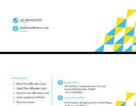 #50 para Redesign of Business Card - Finance Company de mdopu8375