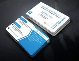 #87 for Redesign of Business Card - Finance Company by Asadul1979