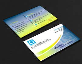 #81 for Redesign of Business Card - Finance Company by nusratjahan32321