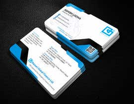 #9 for Redesign of Business Card - Finance Company by rgiasuddin099297
