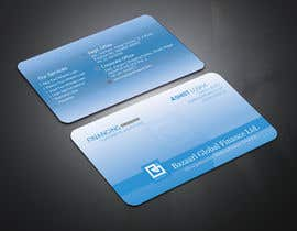 #131 for Redesign of Business Card - Finance Company by Designerpinak29