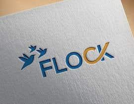 """#20 para Logo for a travel app """"Flock"""" de Farzana0011"""