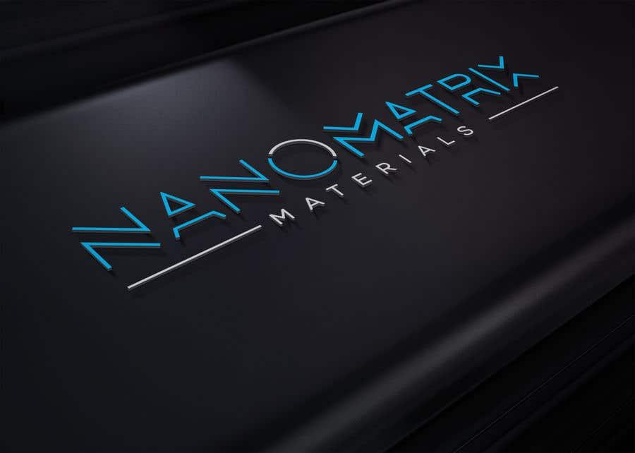 Participación en el concurso Nro.                                        124                                      para                                         NanoMatrix_logo
