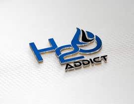 Nro 96 kilpailuun H20 Addict Logo käyttäjältä Rusho143