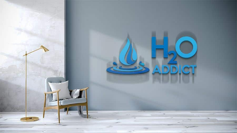 Contest Entry #                                        72                                      for                                         H20 Addict Logo