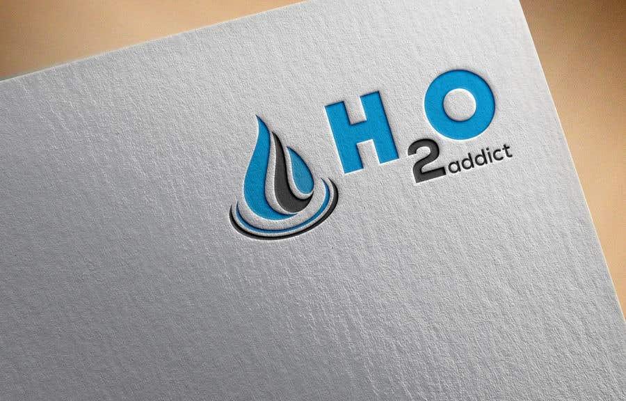 Participación en el concurso Nro.                                        52                                      para                                         H20 Addict Logo