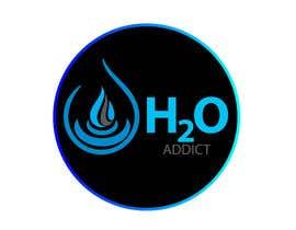 #157 para H20 Addict Logo por mnkamal345