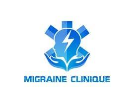 #264 untuk Creat a Logo for a Migraine Clinic oleh abdelali2013