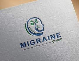 #315 untuk Creat a Logo for a Migraine Clinic oleh shakilmahmud0001