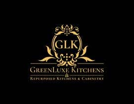 Nro 75 kilpailuun Design a Logo for a Luxury Kitchen Recycling Company käyttäjältä mesteroz