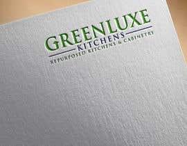 Nro 65 kilpailuun Design a Logo for a Luxury Kitchen Recycling Company käyttäjältä sohelmizi725