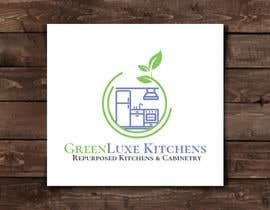 Nro 68 kilpailuun Design a Logo for a Luxury Kitchen Recycling Company käyttäjältä sakhn