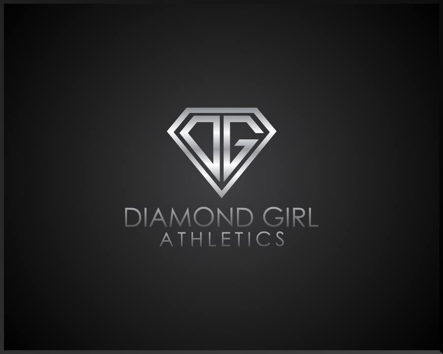 Inscrição nº 55 do Concurso para Logo Design for Diamond Girl Athletics