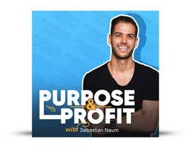 #37 для Purpose and Profit Podcast Cover от prominhaj