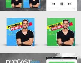 #87 для Purpose and Profit Podcast Cover от prominhaj
