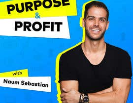 #62 для Purpose and Profit Podcast Cover от aadesigne