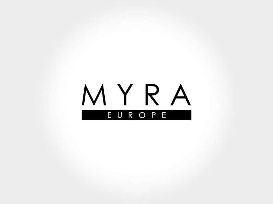 Kilpailutyö #                                        19                                      kilpailussa                                         Logo Design for Myra